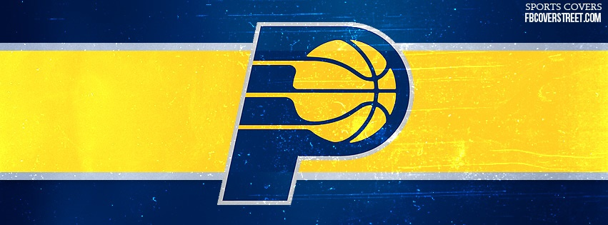 Indiana Pacers Logo Facebook Cover Fbcoverstreet Com
