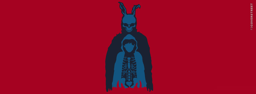 Donnie Darko Minimal Facebook cover