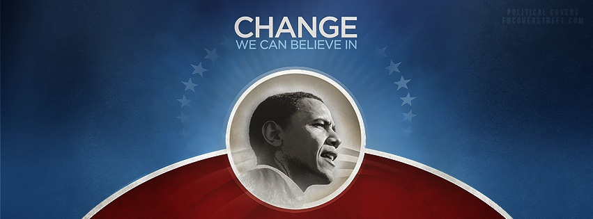 Change We Can Believe In Facebook Cover