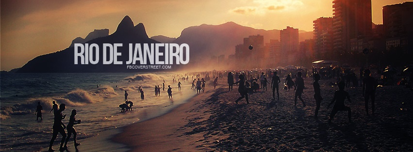 Rio De Janeiro 5 Facebook Cover