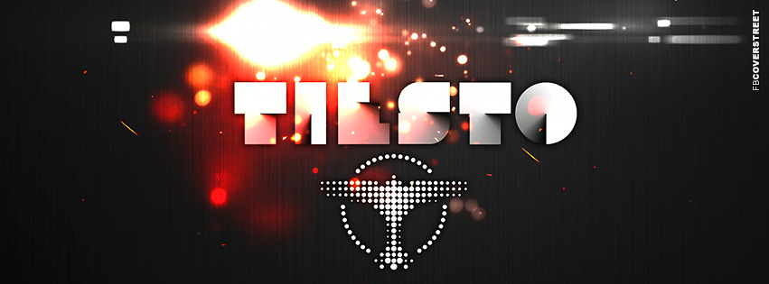 DJ Tiesto Abstract Logo  Facebook cover