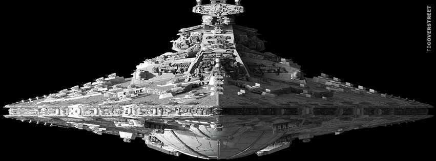 Star Wars Destroyer Movie Facebook Cover