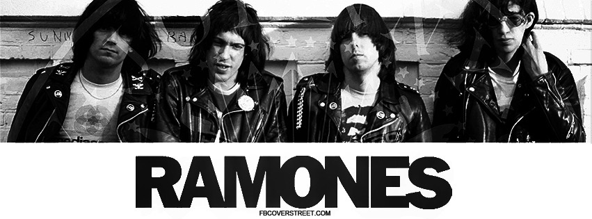 The Ramones 2 Facebook Cover