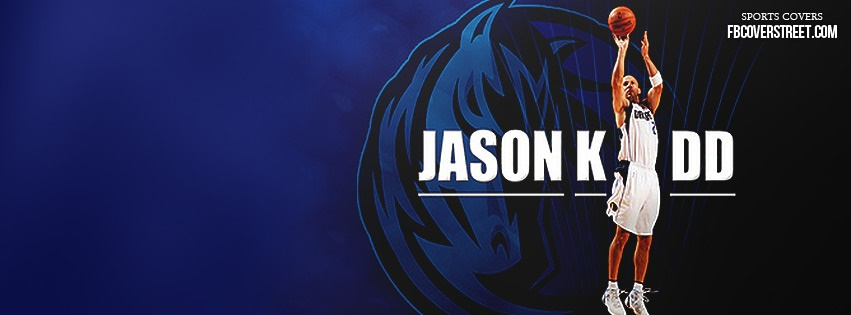 Jason Kidd Dallas Mavericks 1 Facebook cover