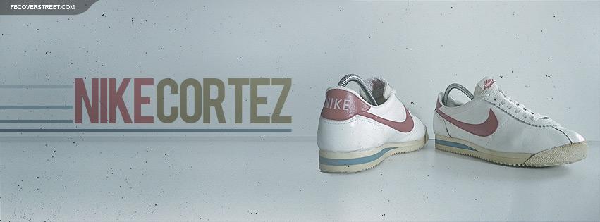 Nike Cortez Shoes Facebook cover