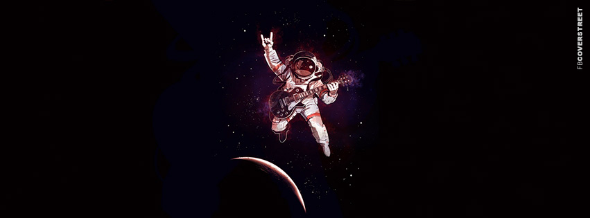 Rockin In Space  Facebook Cover