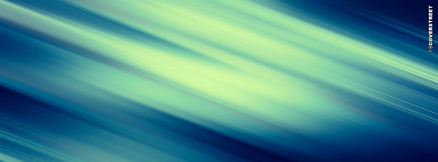 Blue Abstract Motion  Facebook cover