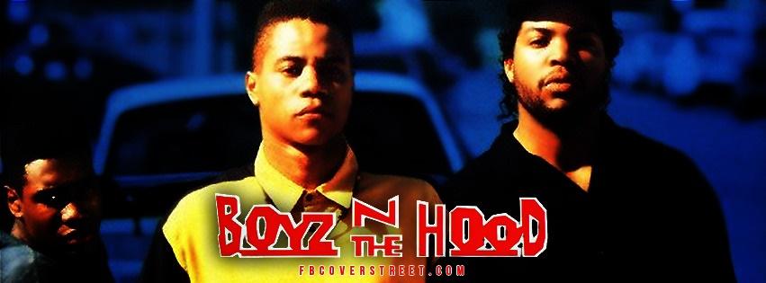 Boyz N The Hood Facebook Cover