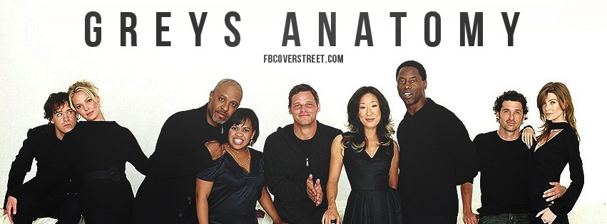 greys anatomy facebook covers