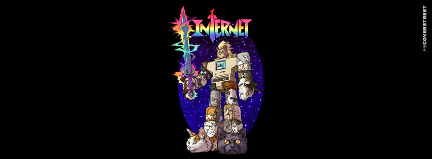 Internet Cat Bot  Facebook cover