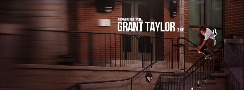Grant Taylor Huge Ollie Facebook Cover