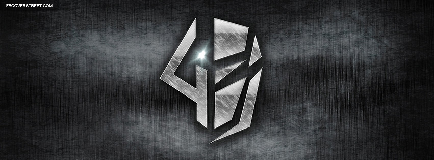 Transformers 4 2014 Official Movie Logo Facebook cover