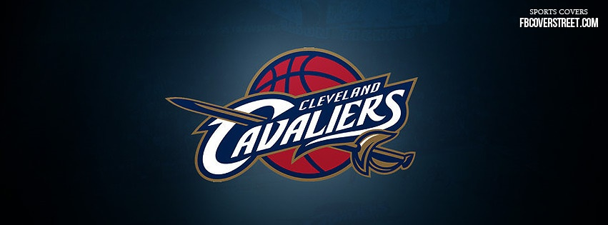 Cleveland Cavaliers Logo 2 Facebook cover