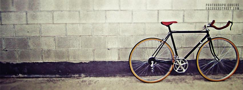 Vintage Bike Facebook cover