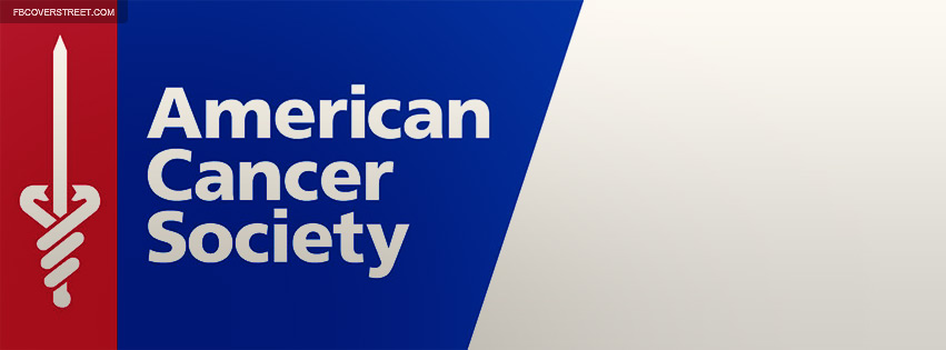 American Cancer Society Facebook cover