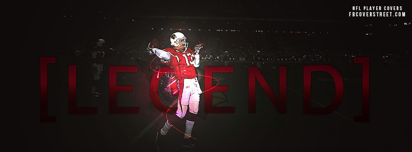 Kurt Warner Arizona Cardinals Facebook cover