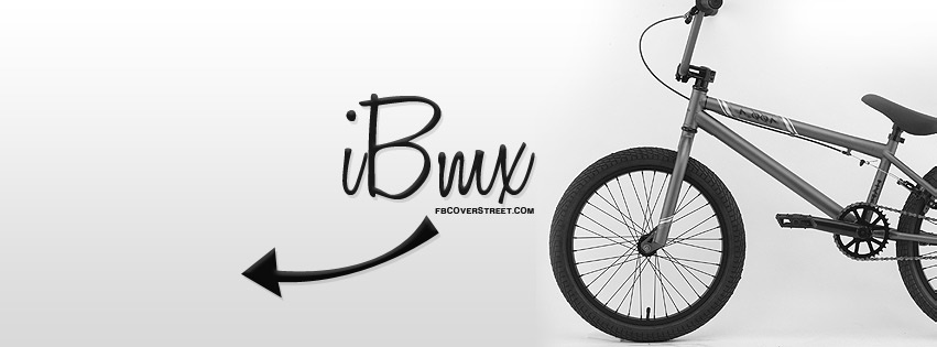 iBmx Bike Facebook cover