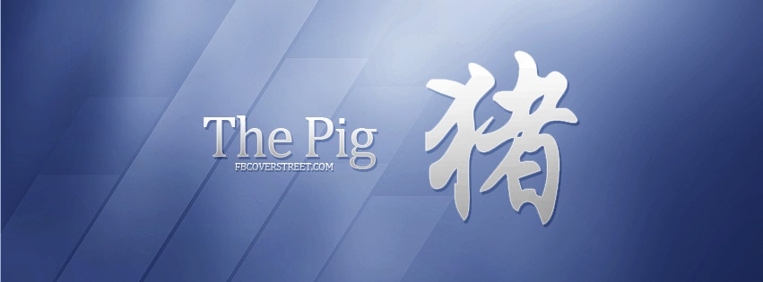 The Pig Facebook cover