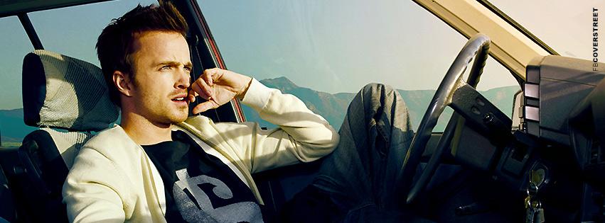 Breaking Bad Jesse Pinkman Photograph Facebook Cover