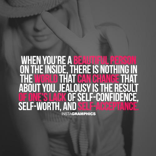 Self Acceptance Advice Facebook picture