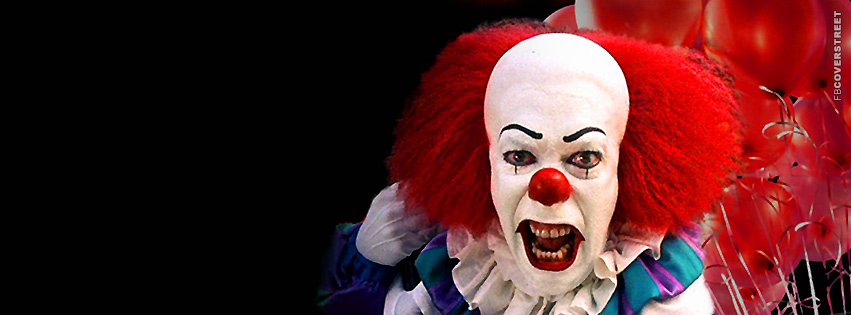 IT Clown  Facebook Cover