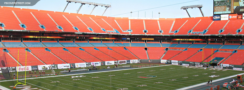 Sun Life Stadium Miami Dolphins  Facebook cover