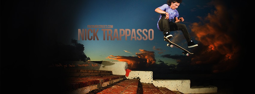 Nick Trappasso Facebook Cover