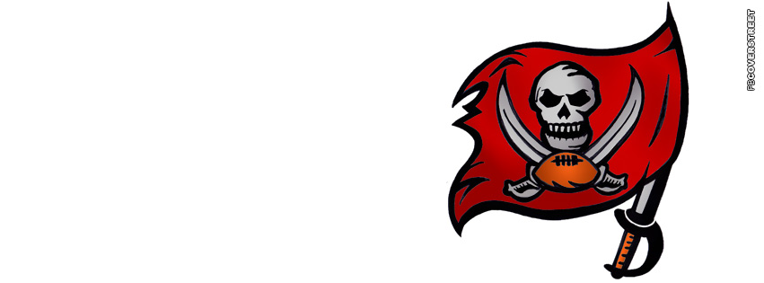 Tampa Bay Buccaneers Flag  Facebook cover