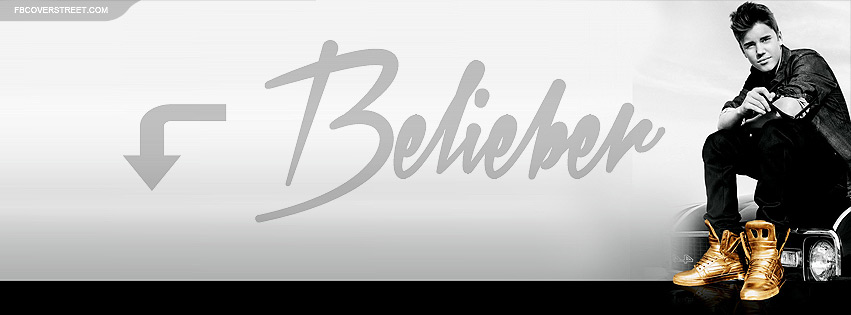 Belieber Facebook Cover