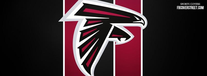 Atlanta Falcons Logo 1 Facebook Cover