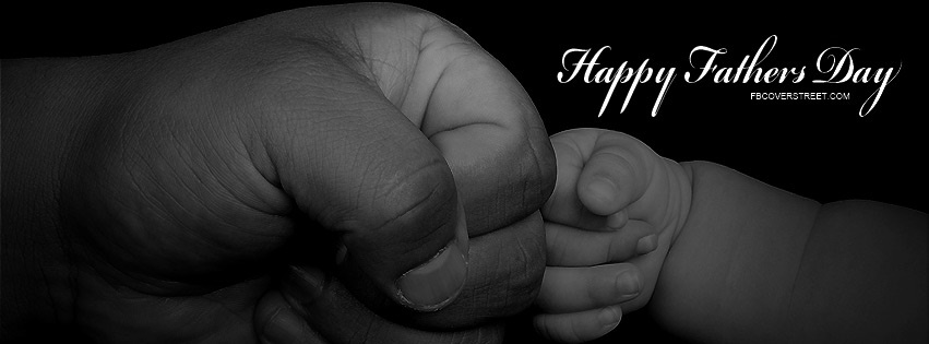Happy Fathers Day Facebook Cover