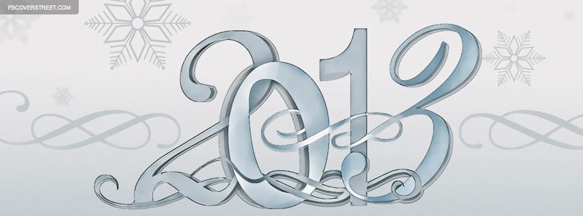 2013 Elegant Facebook cover