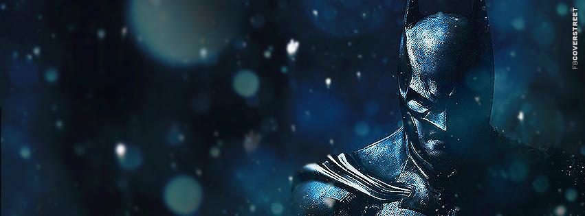 Batman Arkham Origins Winter  Facebook Cover