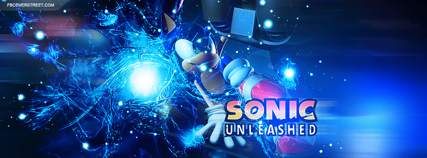 Sonic The Hedgehog Unleashed 2 Facebook Cover Fbcoverstreet Com