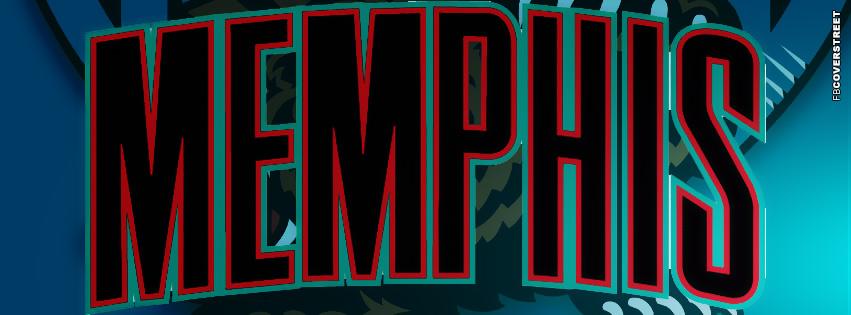 Memphis Grizzlies Logo Facebook Cover 2  Facebook cover