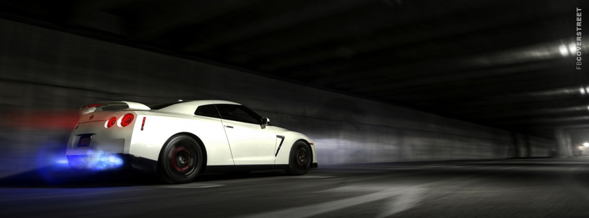 GTR Speeding  Facebook cover