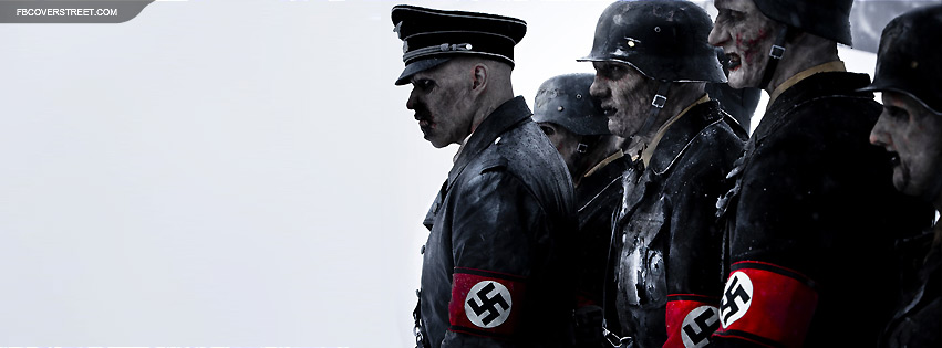 Nazi Zombies Dead Snow Facebook Cover