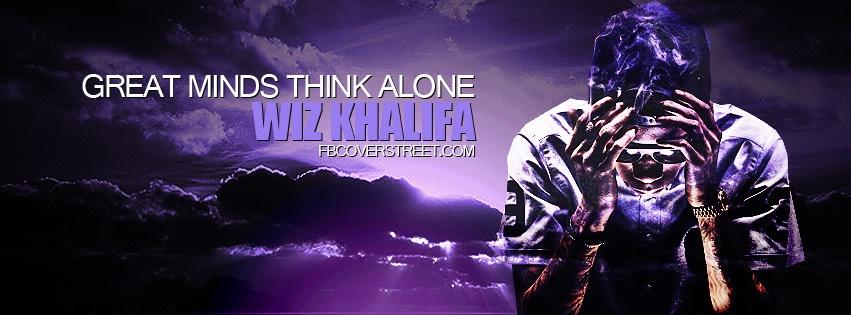 Wiz Khalifa Great Minds Facebook cover