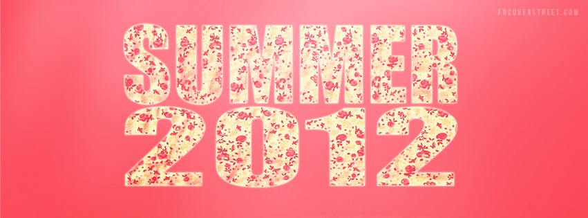 Summer 2012 3 Facebook cover