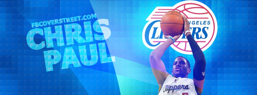 Chris Paul Clippers Facebook Cover