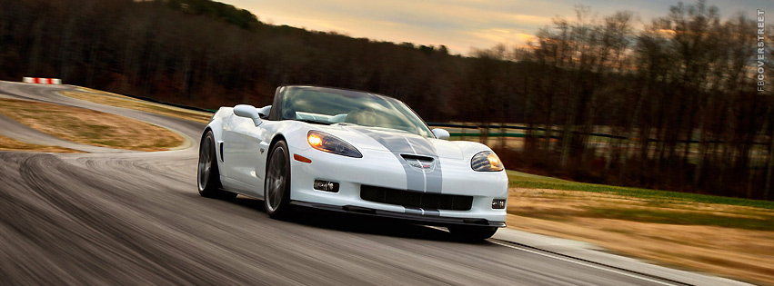 2013 Chevy Corvette 427 Convertible  Facebook cover