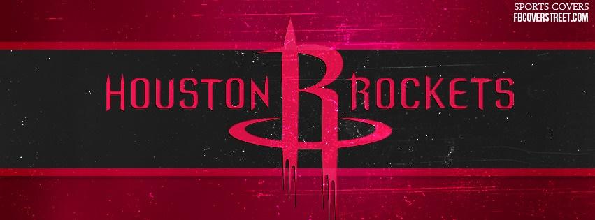 Houston Rockets Logo Facebook Cover