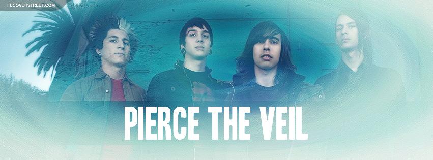 Pierce The Veil 2 Facebook Cover