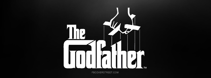 The Godfather Logo Facebook Cover