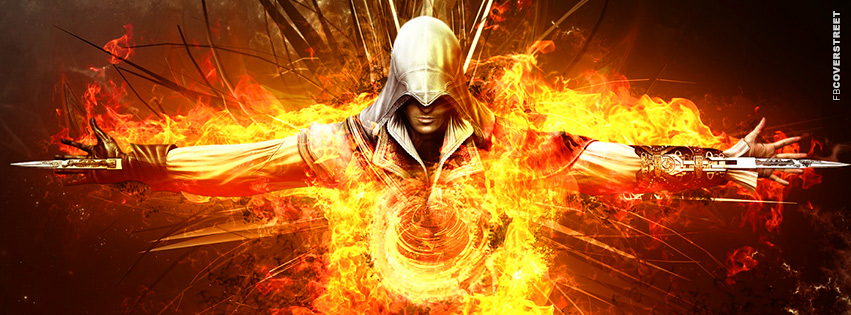 Assassins Creed Everything Is True  Facebook Cover