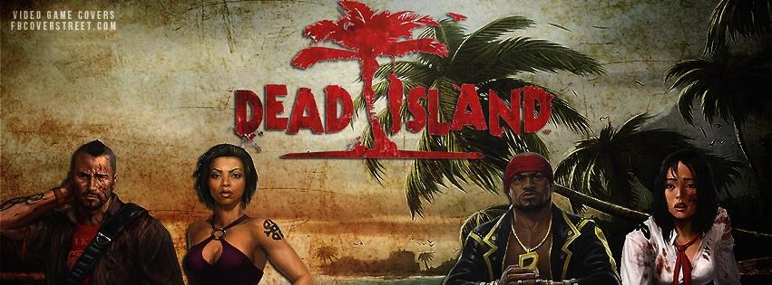 Dead Island Facebook Cover