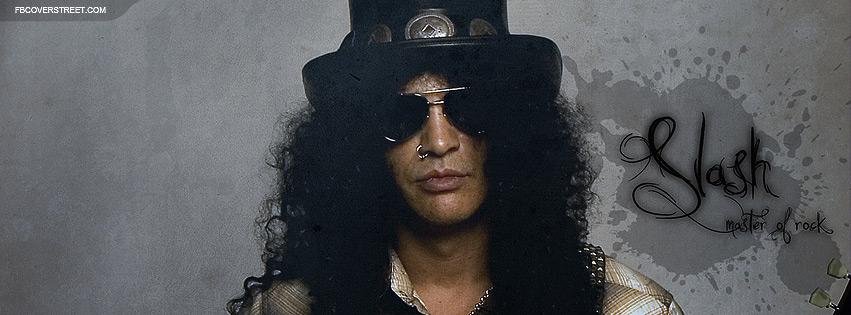 Slash Master of Rock 2 Facebook Cover