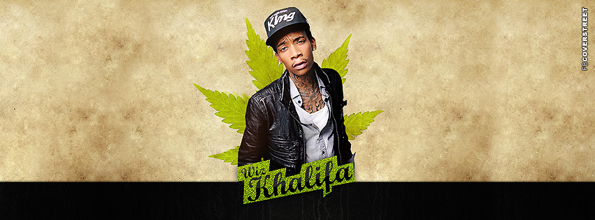 Wiz Khalifa Weed Facebook cover