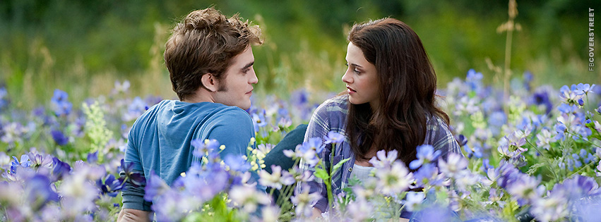 Edward and Bella Facebook Cover