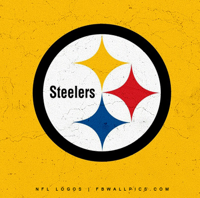 Pittsburgh Steelers Grungy Logo Facebook picture